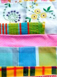 Table Cloths, Linen & Fabric