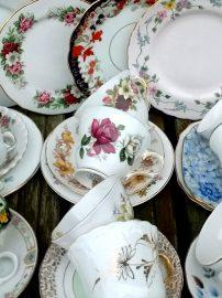 Bulk Mismatched Tableware